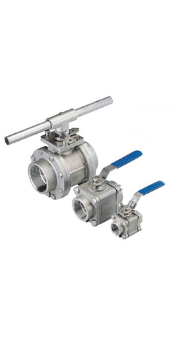 3 Piece High Performance Steel and Stainless Steel