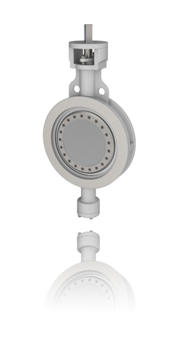 Wafer Butterfly Valves Series 610