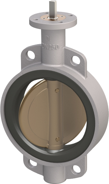 Wafer Butterfly Valve Series 210
